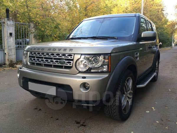 Land Rover Discovery, 2012 год, 1 295 000 руб.