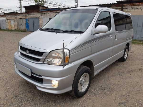 Toyota Touring Hiace, 2000 год, 639 000 руб.