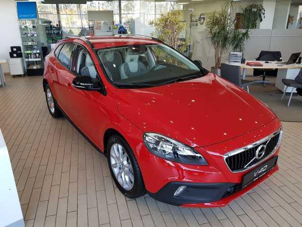 Volvo V40, 2018 год, 1 886 555 руб.