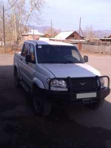 Кызыл Патриот Пикап 2013