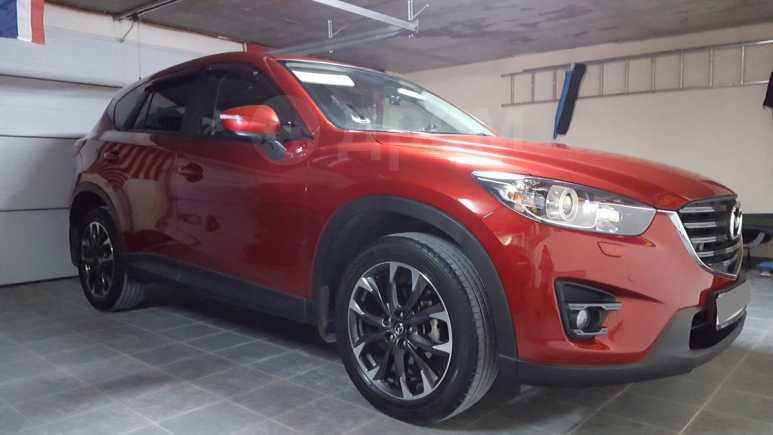 Mazda CX-5, 2015 год, 1 520 000 руб.