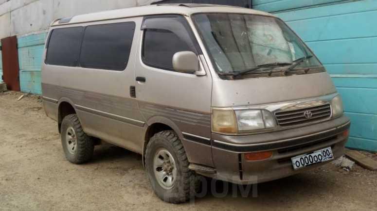Toyota Hiace, 1992 год, 179 000 руб.