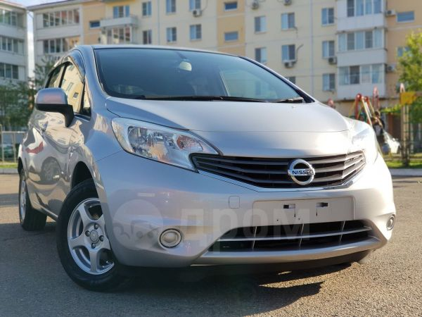 Nissan Note, 2014 год, 600 000 руб.