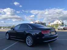 Сочи Audi A8 2013