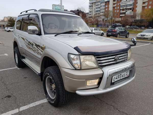 Toyota Land Cruiser Prado, 2001 год, 890 000 руб.