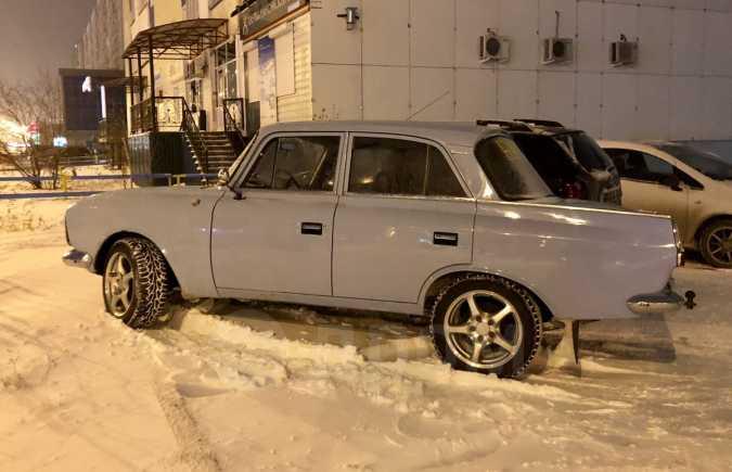 Москвич 412, 1982 год, 75 000 руб.