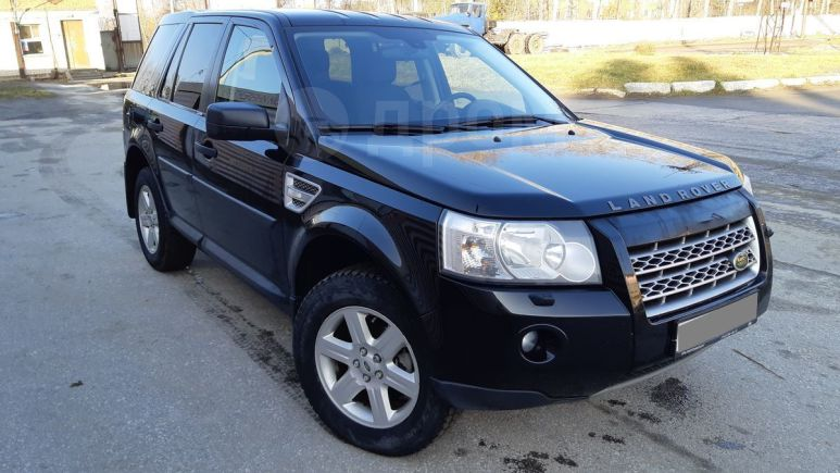 Land Rover Freelander, 2008 год, 579 000 руб.