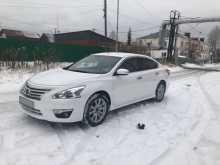 Алдан Nissan Teana 2014