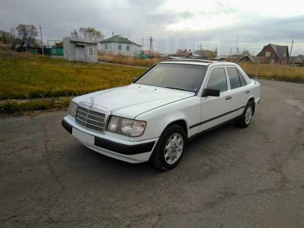Mercedes-Benz E-Class, 1985 год, 120 000 руб.