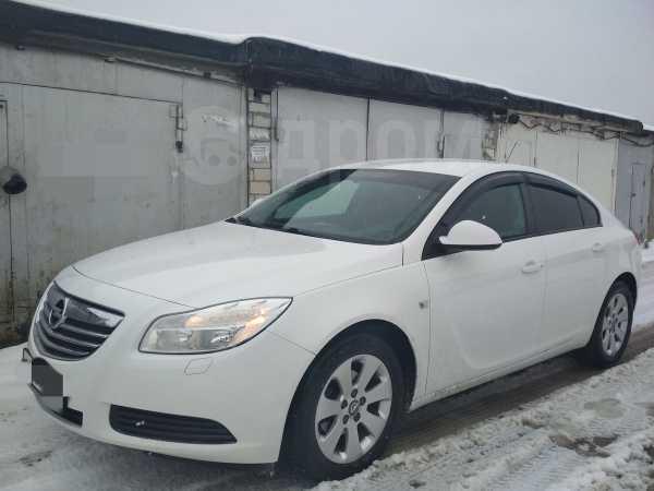 Opel Insignia, 2013 год, 670 000 руб.