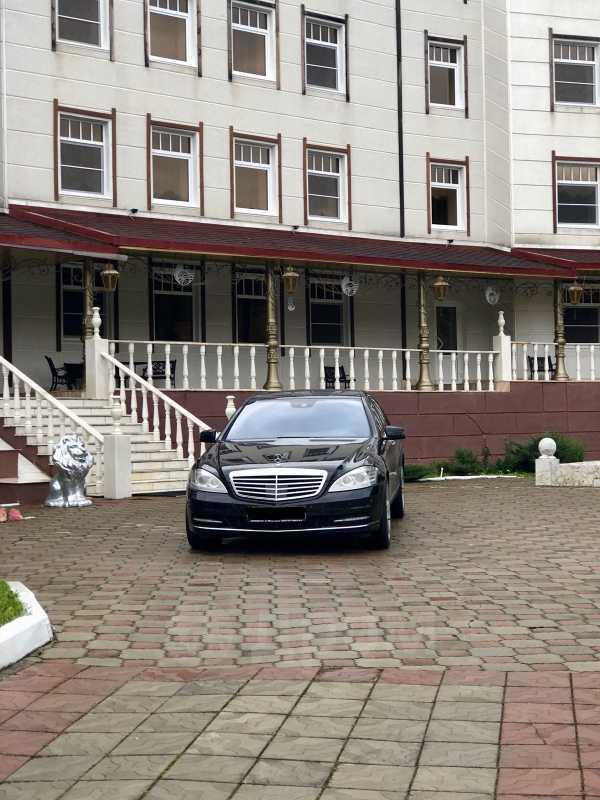 Mercedes-Benz S-Class, 2010 год, 1 500 000 руб.