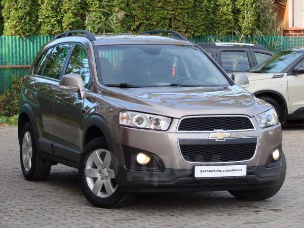 Chevrolet Captiva, 2015 год, 1 020 000 руб.