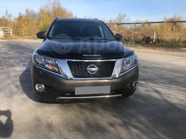 Nissan Pathfinder, 2014 год, 2 200 000 руб.