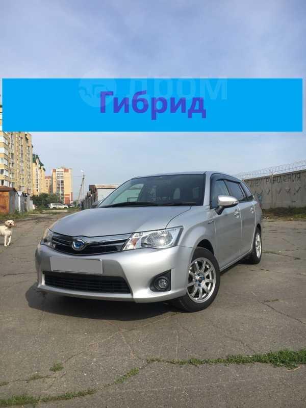 Toyota Corolla Fielder, 2014 год, 770 000 руб.