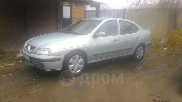 Renault Megane, 2001 год, 160 000 руб.