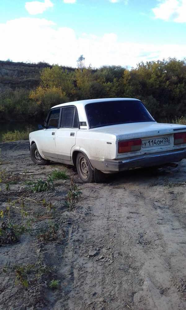 Лада 2107, 1986 год, 15 000 руб.