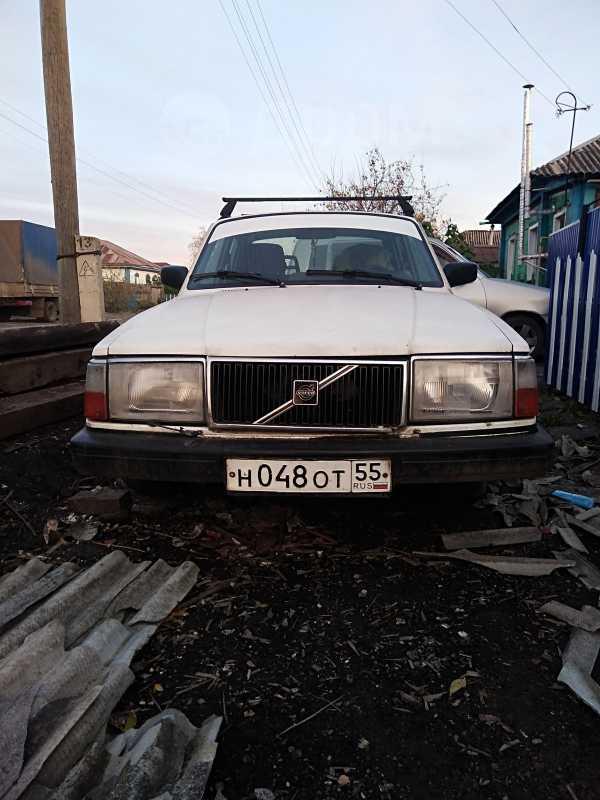 Volvo 240, 1992 год, 45 000 руб.