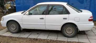 Новосибирск Corolla 1999