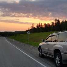 Белоярский Land Cruiser 2004