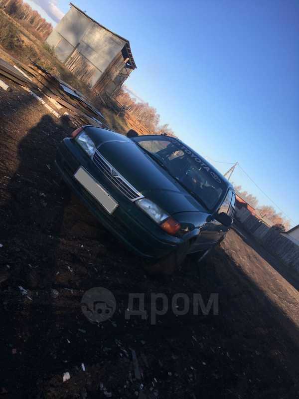 Toyota Corsa, 1995 год, 120 000 руб.
