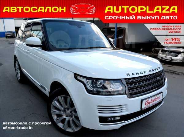 Land Rover Range Rover, 2013 год, 3 690 000 руб.
