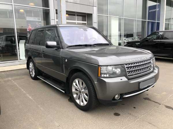 Land Rover Range Rover, 2009 год, 1 200 000 руб.
