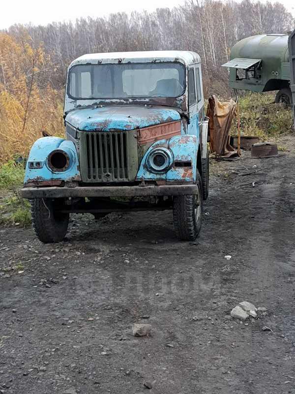 ГАЗ 69, 1966 год, 35 000 руб.