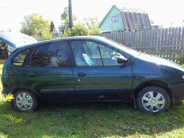 Renault Megane, 1998 год, 115 000 руб.