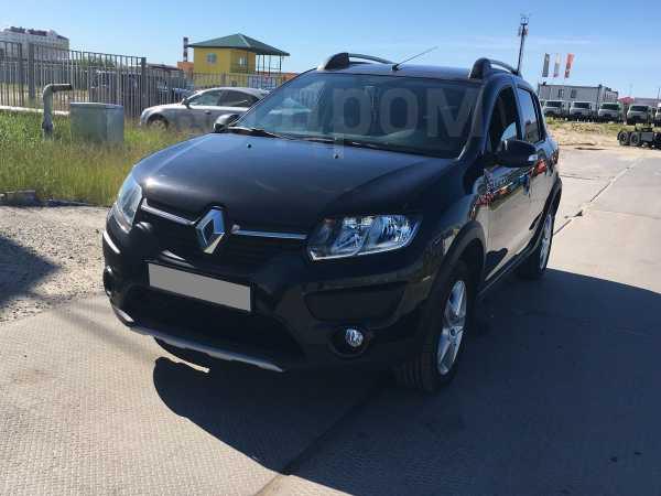 Renault Sandero, 2017 год, 750 000 руб.