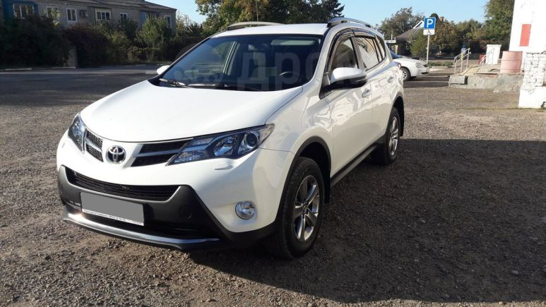 Toyota RAV4, 2015 год, 1 400 000 руб.
