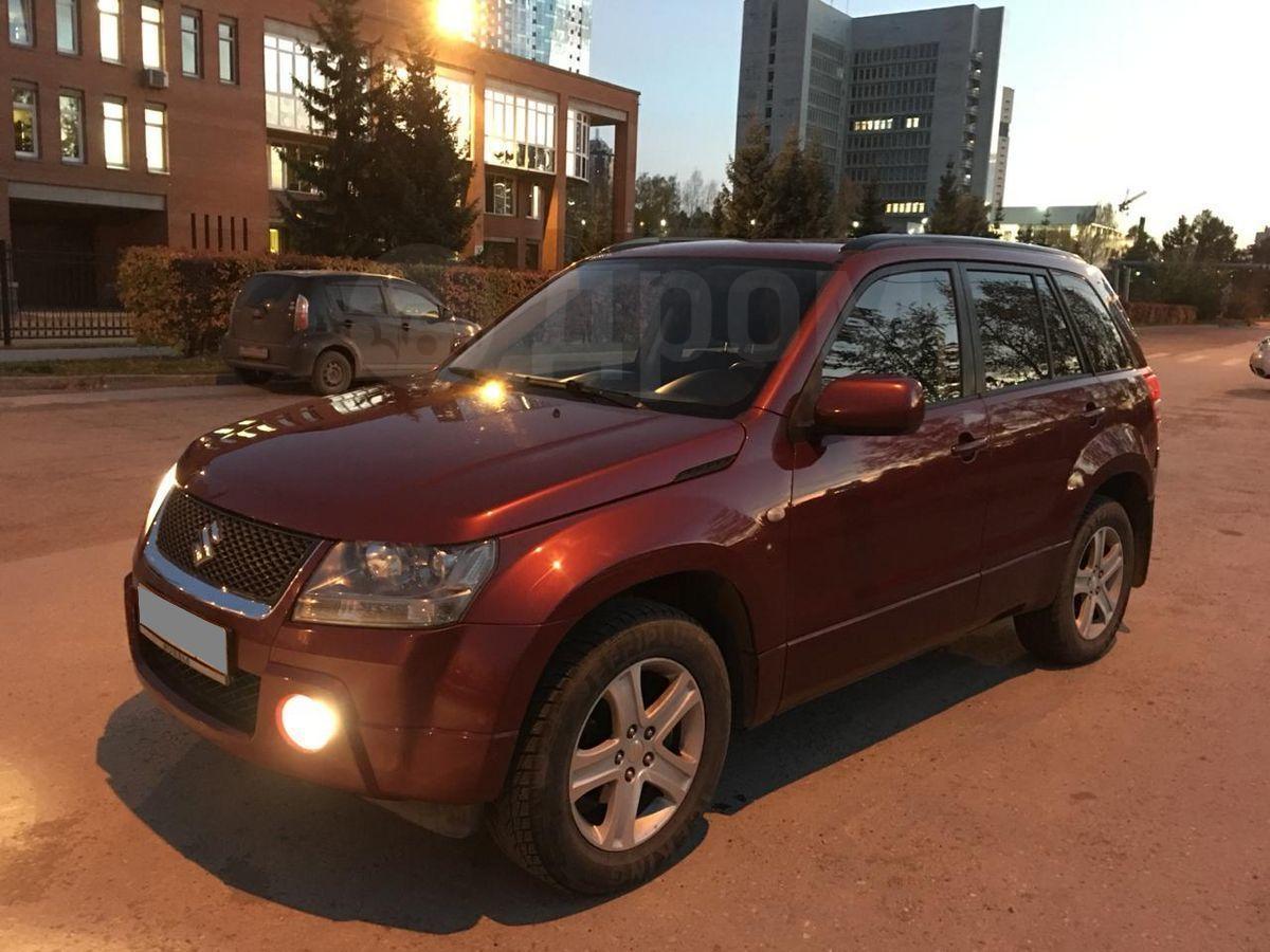 Продам авто Сузуки Гранд Витара 2007 в Новосибирске, Машина в ... 619c102d2cc
