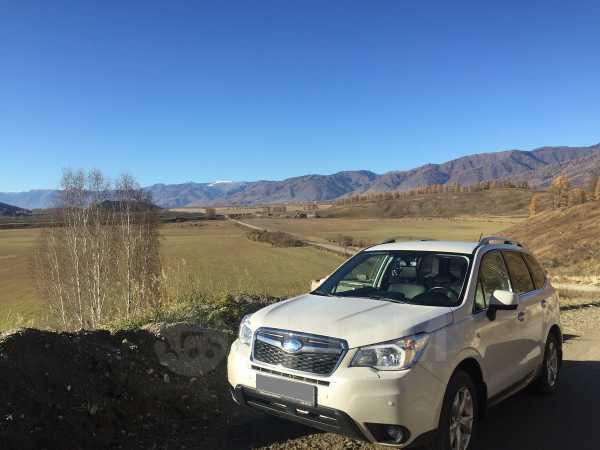 Subaru Forester, 2014 год, 1 385 000 руб.