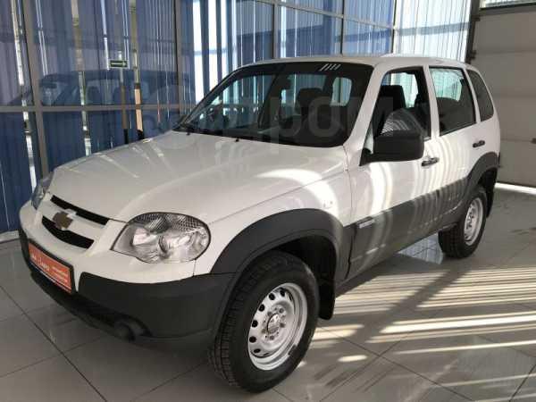 Chevrolet Niva, 2016 год, 459 000 руб.