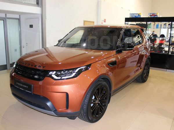 Land Rover Discovery, 2017 год, 5 776 000 руб.