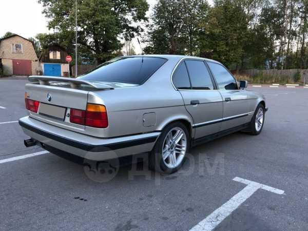 BMW 5-Series, 1990 год, 167 000 руб.