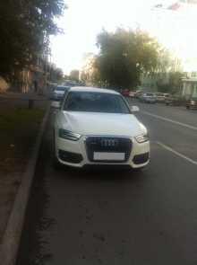 Екатеринбург Audi Q3 2013
