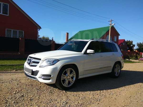 Mercedes-Benz GLK-Class, 2013 год, 1 370 000 руб.