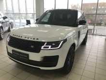 Новосибирск Range Rover 2018