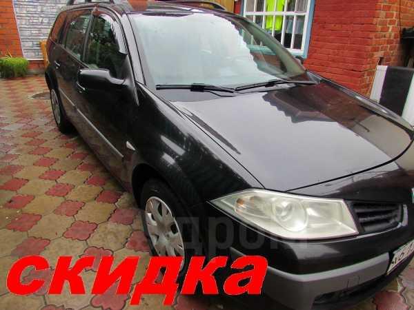 Renault Megane, 2007 год, 283 000 руб.
