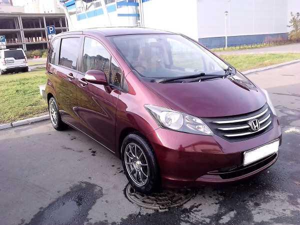 Honda Freed, 2009 год, 550 000 руб.