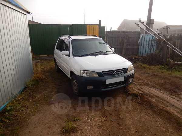 Mazda Demio, 2001 год, 105 000 руб.