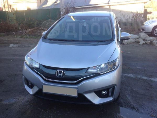 Honda Fit, 2014 год, 666 000 руб.