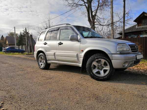Suzuki Grand Vitara, 2001 год, 315 000 руб.