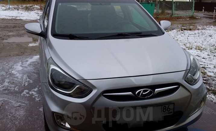 Hyundai Solaris, 2011 год, 404 000 руб.