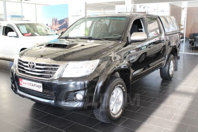 Toyota Hilux Pick Up, 2014 год, 1 310 000 руб.