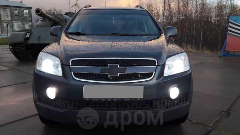 Chevrolet Captiva, 2008 год, 600 000 руб.