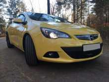 Красноярск Astra GTC 2013