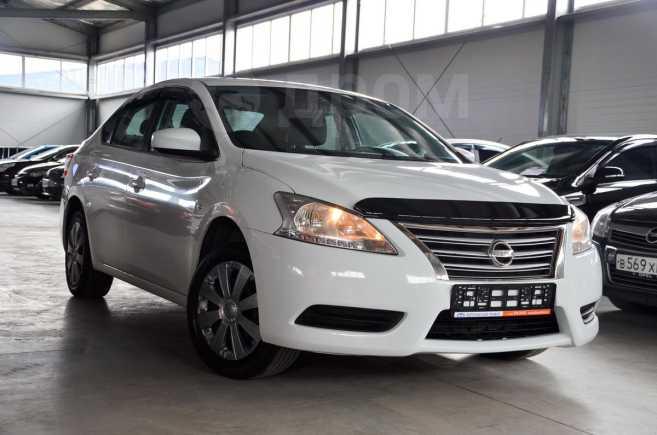 Nissan Sentra, 2015 год, 540 000 руб.