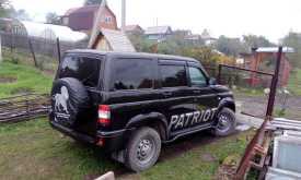 УАЗ Patriot, 2005 г., Новосибирск