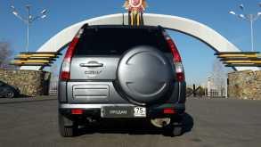 Смоленка CR-V 2004